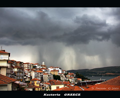 Kastoria - rainy day (D. Smixiotis) Tags: travel greek ngc hellas greece macedonia nationalgeographic kastoria makedonia  macadonia