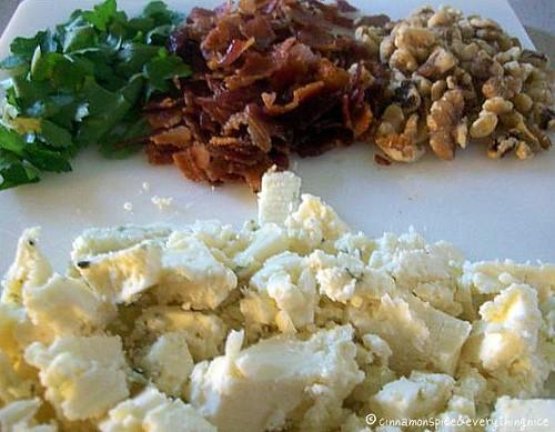 Gorgonzola Pasta