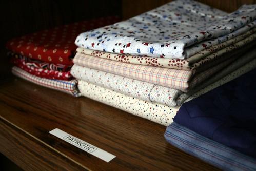 Patriotic Fabrics