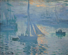 Sunrise, (by Claude Monet) (Joe_B) Tags: sunrise 50mm f14 sunsets shot80 50mmf14 d300 50mmf14d camera:make=nikon image:shot=80 camera:model=d300 exposure:ISO=200 lens:name=50mmf14 lens:type=d lens:focallength=50 exposure:fnumber=f14 exposure:shutterspeed=125 image:rating=3 20094gec roll10485 work:materials=oiloncanvas image:docname=dsc6401jpg artist:origin=french event:code=20094gec roll:num=10485 work:name=sunrise work:year=1873 artist:name=claudemonet artist:period=18401926 work:id=98pa164 work:size=1914x2312in