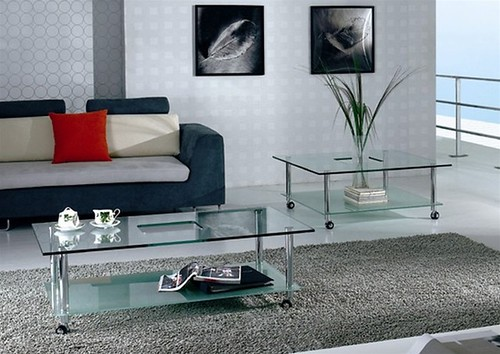 Bergh Coffee Table Set CJ034AB-SO