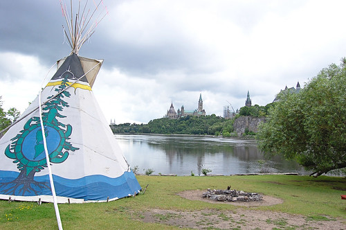 tipi and parliament