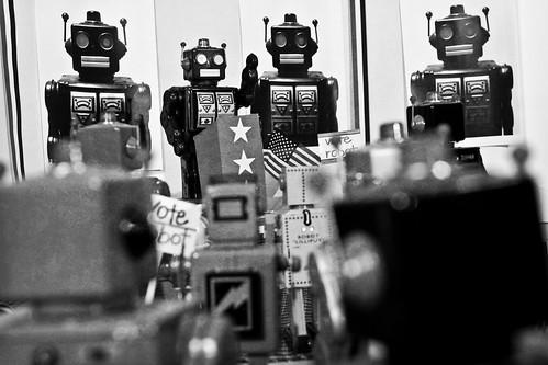 citizen robot (circa 1941)