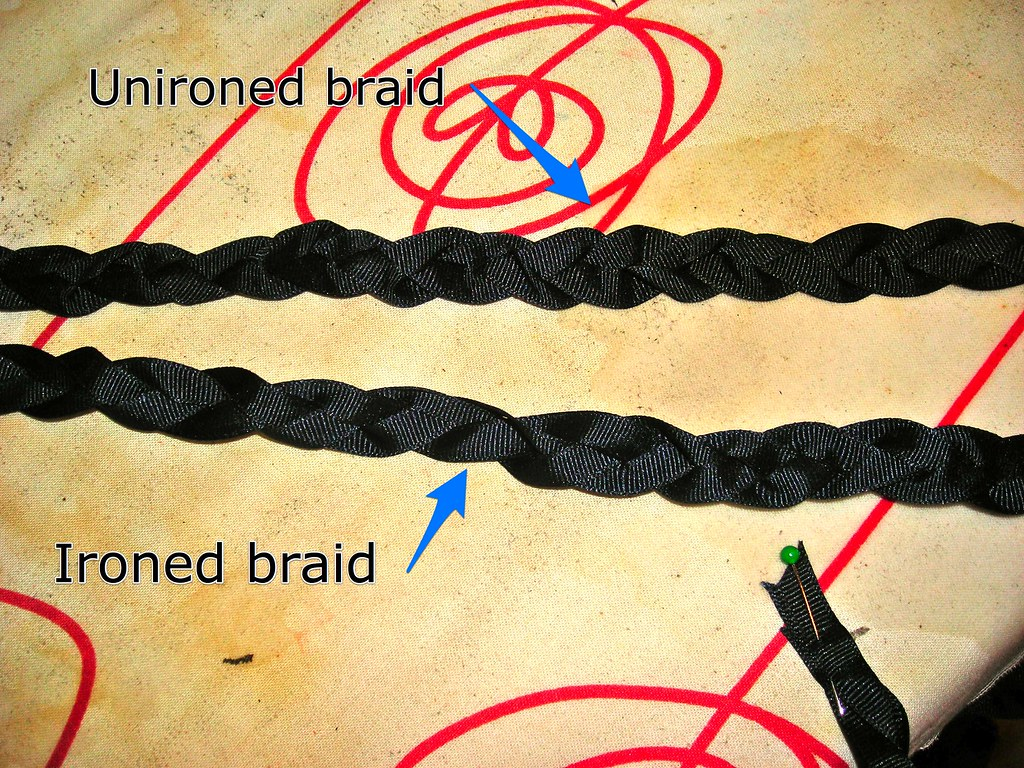 Iron braid