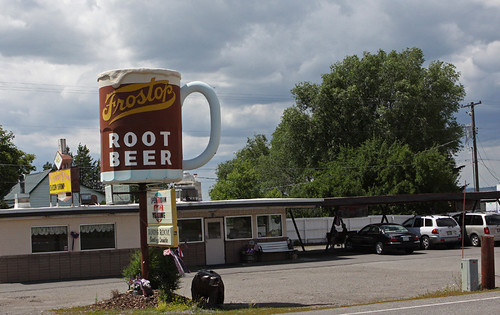 Frostop in Ashton, Idaho