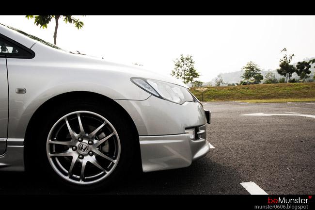 Honda Civic Mugen 7
