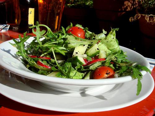 gemischter Sommersalat