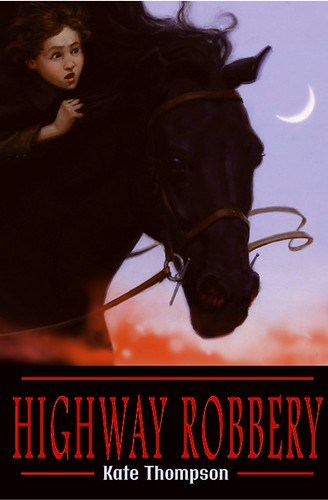 Review of the Day: Highway Robbery by Kate Thompson