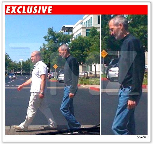 Steve Jobs iPhone Exclusive 2009