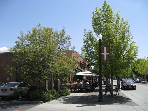 Bardenay Restaurant and Distillery on Boise's Basque Block