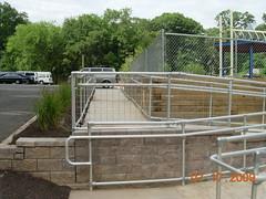ADA Compliant Aluminum Handrail