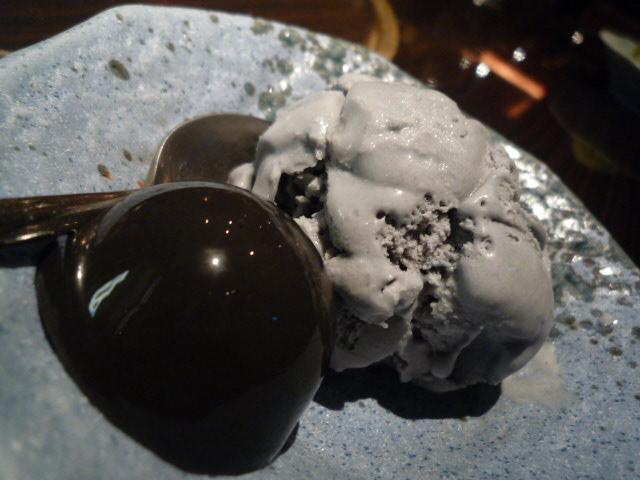 Goma pudding