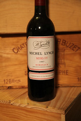 1x 1997 Michael Lynch Merlot