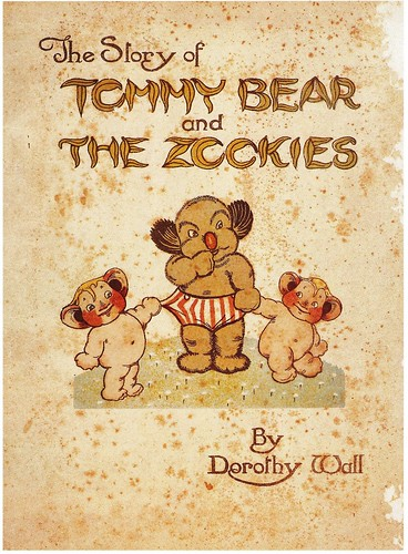 The Story of Tommy Bear and the Zookies - Dorothy Wall