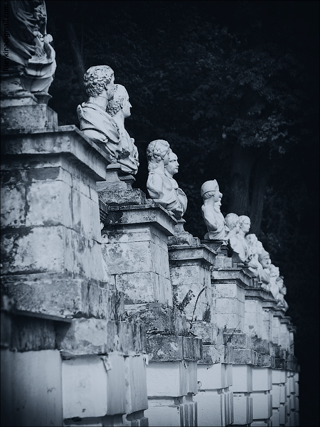Old Statues