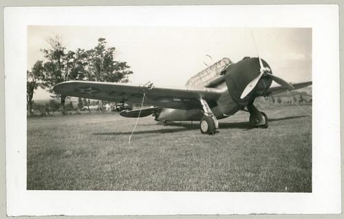 Observation plane