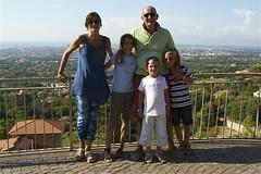 Da Muntinero... (ageku) Tags: sea summer panorama sun nikon holidays raw mare estate tuscany d200 toscana sole livorno 2009 vacanze santuario montenero ageku marcoscardigli