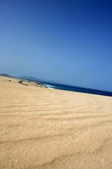 Desert (lalla80) Tags: ocean blue island desert fuerteventura dune canarias deserto isola corralejo canarie contrasto