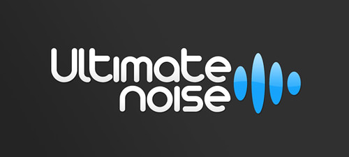 Ultimate Noise Logo Design