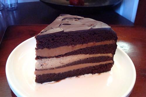 Cuban Opera Cake