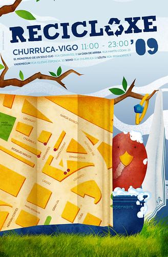 reciclaxe mapa