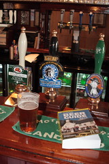 CAMRA LocAle badged Sambrook's in the Bricklayer's Arms, Putney