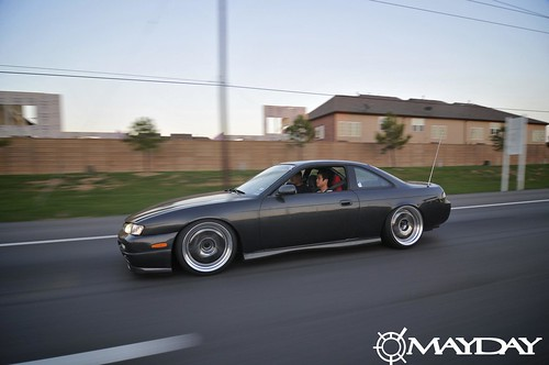 If you see this S14 at the meet, say Hi to Mikey! Hell be with us.