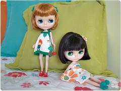 Cecília e Nina