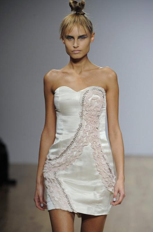 Afshin Feiz Summer 2009 collection 6