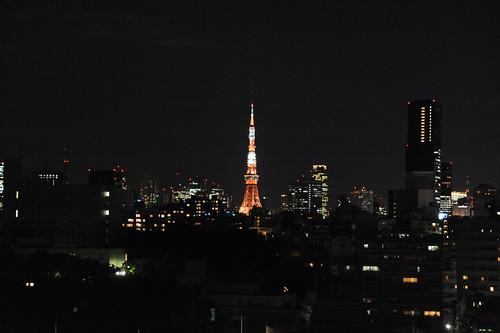 View of Shinagawa