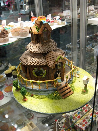 Adorable Gingerbread House