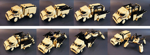 Cole Blaqs LEGO CompRT and mecha