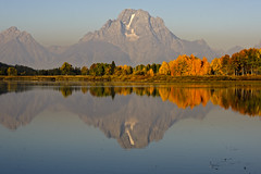 Smoke at Oxbow Bend (bhophotos) Tags: tet