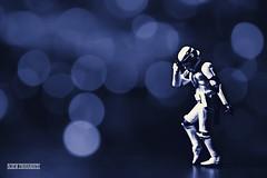 Tribute To The King (achew *Bokehmon*) Tags: blue light moon storm trooper zeiss starwars king bokeh walk sony pop carl michaeljackson desaturated alpha moonwalk f28 2470 a850