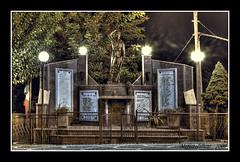 Glory for heroes (mefistofelicat / Valentina) Tags: italy dead death war monumento statues guerra morte soldiers monuments statua hdr abruzzo chieti caduti soldati frisa