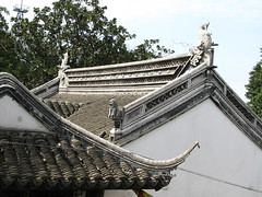 Roof of the Bookworm (jfpower) Tags: china street holiday john october asia suzhou power ping 2009 lu jiangsu jiang jfpower