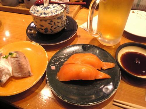 回転寿司 函館市場(奈良上牧店)