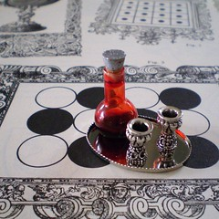 Miniature Enchanted Vampire Carafe Filled with Plasma ~ 1:12 Scale (Enchanticals~ Death in Family) Tags: red food miniature blood drink handmade vampire bat fantasy plasma etsy vampires bats goblets oneinchscale 112thscale dollhouseminiature minimakers faeteam damteam teammids enchanticals enchanticalsetsy miniaturesdollhousescale 112scaledollhousescale