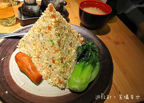 丸大食堂鮭魚炒飯