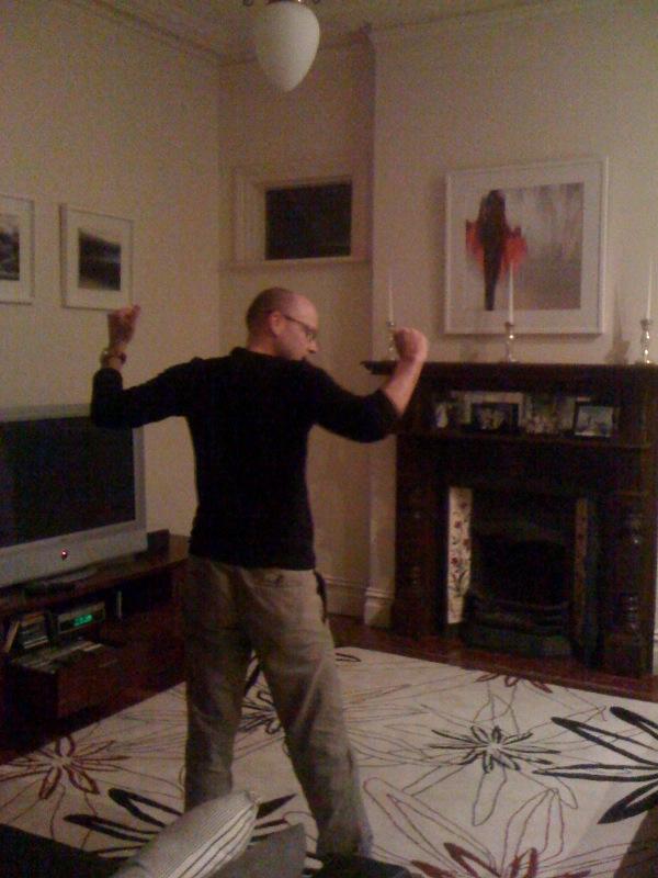 dance step 7