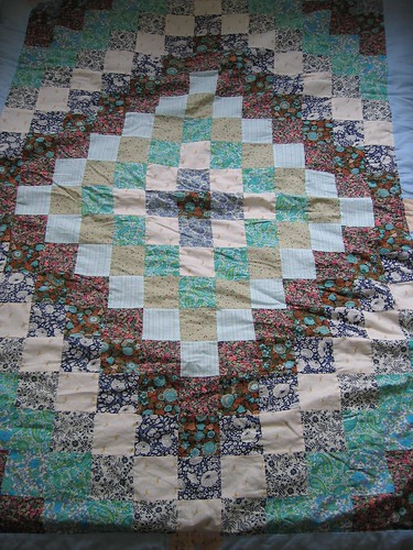 A Quilt by Granny Doris