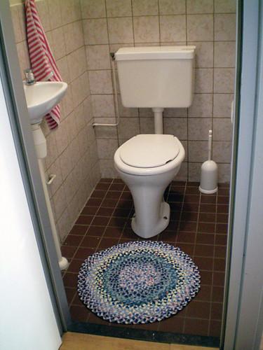 Scrap Bathroom Rug