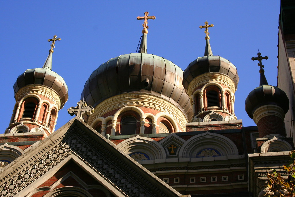 St. Nicholas Russian Orthodox Cathedral