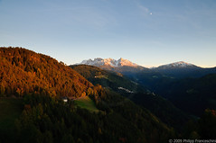 Latemar (Spidi1981) Tags: blue autumn light sunset red sun moon holiday alps color green rot fall nature colors berg rock montagne landscape geotagged photography evening abend mond licht tirol photo nikon heaven afternoon photos kultur herbst landwirtschaft himmel natura luna alm colored grn fels alpen blau capture roccia landschaft alpi montagna bunt bauernhof dolomites finest dolomiti sdtirol farben bolzano bozen altoadige southtyrol bosco d800 bergdorf gebirge d300 dolomiten d4 latemar bergsteigen alpenverein alpenglhen sudtirolo kulturlandschaft autuno bergwirtschaft dolomittes