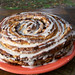 Orange Cinnamon-Raisin Swirl Coffee Cake