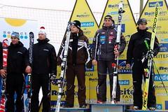 Výborná forma Petra Záhrobského: vyhrál EP v Reiteralmu!
