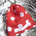 Red Polka Bag by the beauty is in the detail . . .
