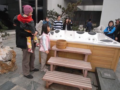 katharine娃娃 拍攝的 8文化大混浴。