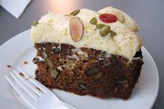 NZ Carrot Cake