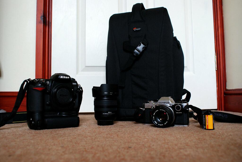 My Equipment (May 2011)